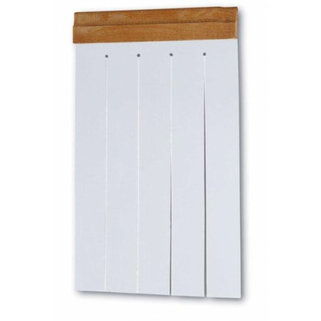 Volet de porte pour niche bois