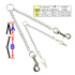 Image 2 - Accouple pour chien chaînette acier