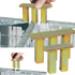 Image 1 - Assemblage rapide des panneaux pour parc à chiot