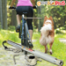 Image 1 - Attache chien pour vélo Bike Joring Walky Dog