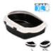 Image 3 - Bac toilette à rebord pour litière de chat