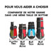Image 4 - Bottine Kn'1® Tech PSS protection des pattes de chien sur sol sec