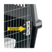 Image 7 - Cage de transport pour chien et chat Atlas automobile et avion