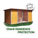 Image 1 - Chenil bois résidence protection pour chien & chat