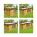 Image 3 - Chenil bois résidence protection pour chien & chat