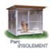 Image 1 - Chenil d'isolement pour chien & chat