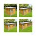 Image 3 - Chenil en bois super éleveur résidence pour chien & chat