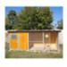 Image 5 - Chenil en bois super éleveur résidence pour chien & chat