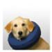 Image 3 - Collier lune protection gonflable Carcan anti léchage pour chien et chat