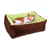 Image 4 - Corbeille à coussin auto chauffant pour petit chien et chat