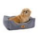 Image 2 - Corbeille grise pour chien Jazzy Ferplast