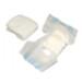 Image 3 - Couche culotte jetable blanche pour incontinence pour chienne