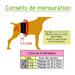 Image 2 - Couche d'incontinence jetable pour fuite urinaire du chien mâle