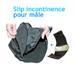 Image 3 - Culotte d'incontinence et fuite urinaire pour chien mâle
