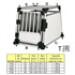 Image 6 - Dog Box Autolux™ cage de transport voiture pour 1 ou 2 chiens
