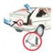 Image 2 - Entrebâilleur de coffre de voiture Airkit pour transport de chien