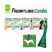 Image 1 - Frontline anti puce et tique Spot on pour chien combo