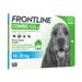 Image 3 - Frontline anti puce et tique Spot on pour chien combo
