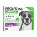 Image 4 - Frontline anti puce et tique Spot on pour chien combo