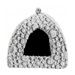 Image 1 - Igloo dôme pour chat Moonlight