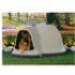 Image 1 - Niche plastique isolée Indigo Petmate pour chien
