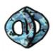 Image 1 - Jouet très résistant pour chien 3 anneaux motif camouflage Tuffy