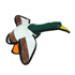 Image 1 - Jouet très résistant pour chien forme canard Tuffy Duck