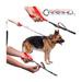 Image 2 - Laisse 2 positions Cartahu™ à déploiement de sangle pour la conduite de chien