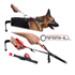 Image 4 - Laisse 2 positions Cartahu™ à déploiement de sangle pour la conduite de chien