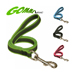 Image 2 - Laisse antidérapante Gommelaisse™ Color avec poignée pour chien