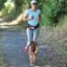 Image 6 - Laisse canicross Kn'1 Pullfoot™ pour chien de moyenne et grande taille