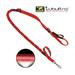 Image 1 - Laisse sports de trait en cross-ski-VTT Kn'1 Tubultra™