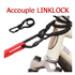 Image 3 - Mousqueton connecteur ligne de trait Linklock™ HMS Screw Lock