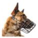 Image 6 - Muselière acier grillage pour chien