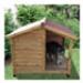 Image 2 - Niche bois avec auvent et terrasse pour chat