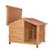 Image 4 - Niche bois avec auvent et terrasse pour chat