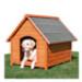 Image 4 - Niche en bois Natura Tradi pour chien