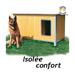 Image 1 - Niche chien isolée confort toit simple pan