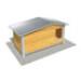 Image 1 - Niche d'extérieur isolée confort avec toit double pan