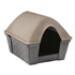 Image 1 - Niche en plastique Casa Felice Zolux gris taupe