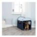 Image 1 - Niche transportable pour chien Taille M Trixie