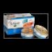 Image 2 - Pâtée pour chat avec bouillon Schesir - Lot de 6 boîtes de 50 g