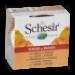 Image 1 - Pâtée pour chat avec morceaux de fruits Schesir - Boîte 75 g