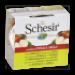 Image 4 - Pâtée pour chat avec morceaux de fruits Schesir - Boîte 75 g