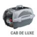Image 1 - Panier cage Cab Deluxe pour le transport chien et chat