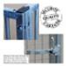 Image 9 - Panneau Pro maille grillage pour construire chenil ou chatterie en kit