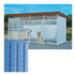 Image 1 - Panneau Pro tôle pleine pour construction abris et chenils en kit chien et chat