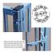 Image 3 - Panneau Pro tôle pleine pour construction abris et chenils en kit chien et chat