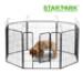 Image 1 - Parc enclos Startpark de Canibox pour chiot et petit chien