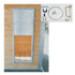Image 2 - Porte guillotine pour niche chenil ou poulailler